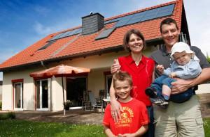 Zusätzliche staatliche Unterstützung für den Einsatz von Solarthermie beim Austausch alter Wärmeerzeuger.