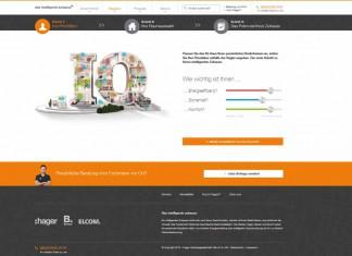 Smart-Home: Das Online-Tool ist eine perfekte Hilfe, um den eigenen Bedarf einzuschätzen und aus der Fülle an Möglichkeiten die passende Lösung zu finden.