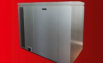 Schutzhaube für Luft/Wasser-Wärmepumpen von Mitsubishi