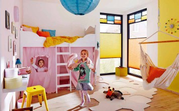 Sie liefern nicht nur einen zuverlässigen Licht-, Sicht- und Sonnenschutz, sondern sind auch bestens für Wohnbereiche geeignet, in denen sich Kinder aufhalten.