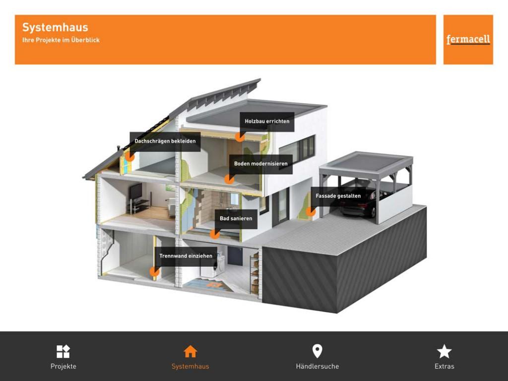 Dachboden-Ausbau oder Bad-Modernisierung