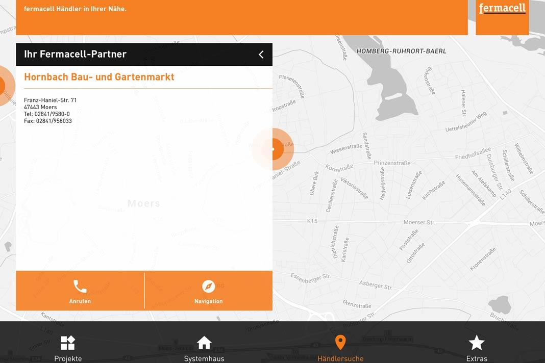 ausbauwissen mit der heimwerker app von fermacell livvi de. Black Bedroom Furniture Sets. Home Design Ideas