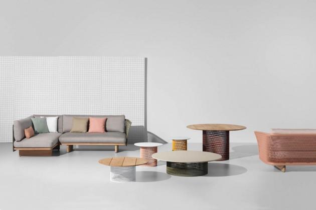 Outdoor-Möbel lassen sich kaum mehr vom Interior Design unterscheiden.