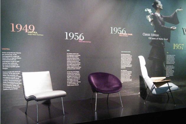 Stühle fotografiert von Walter Knoll.