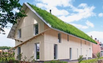 Ökohäuser bauen heißt, im Einklang mit der Natur zu handeln,