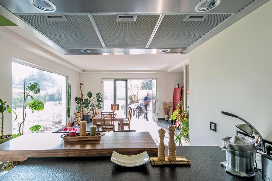 eine individuell gestaltete stadtvilla livvi de. Black Bedroom Furniture Sets. Home Design Ideas