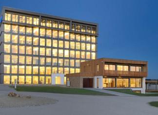 Das Kamps Bauinnovationszentrum.