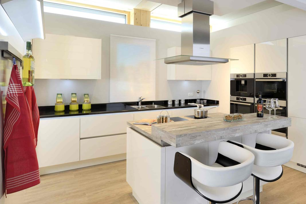 Große Küchen ka bauinnovationszentrum im holzgebäude k8 livvi de