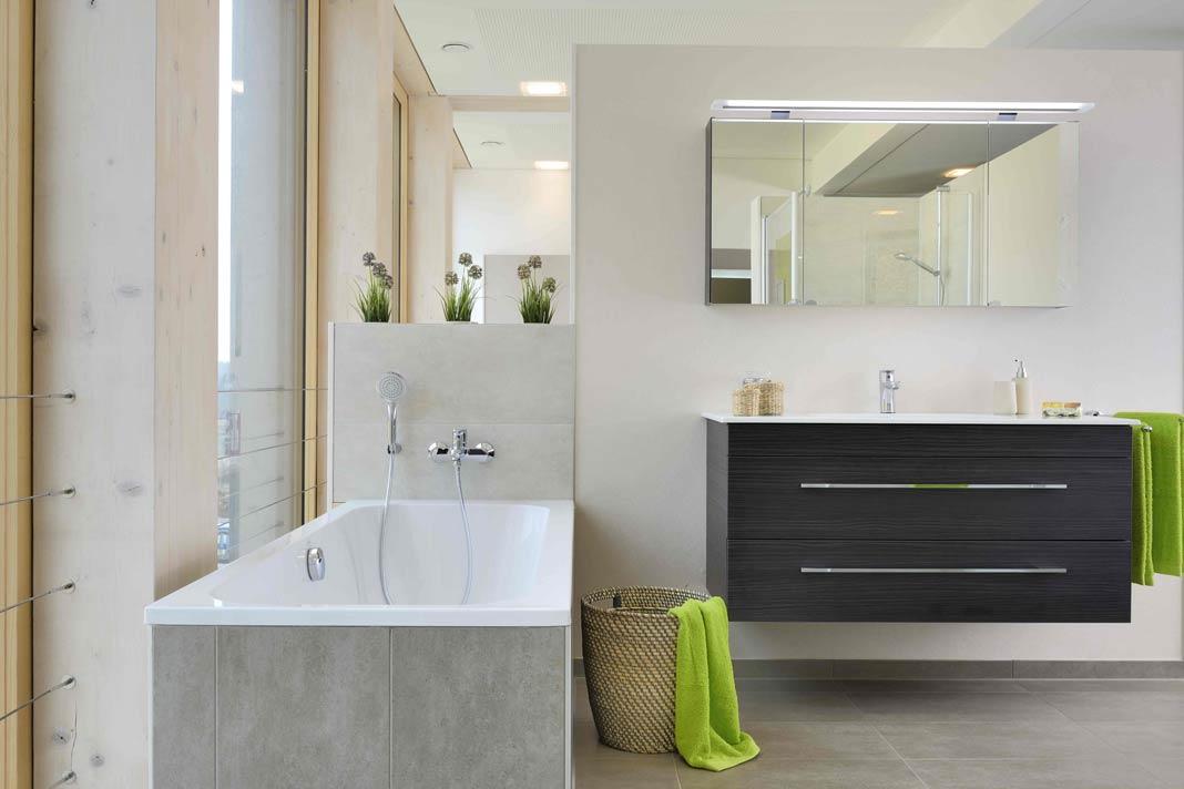 Heutzutage ist ein Bad nicht mehr nur zum Waschen da, sondern erfüllt auch den Anspruch an Entspannung, Rückzug und Wellness.