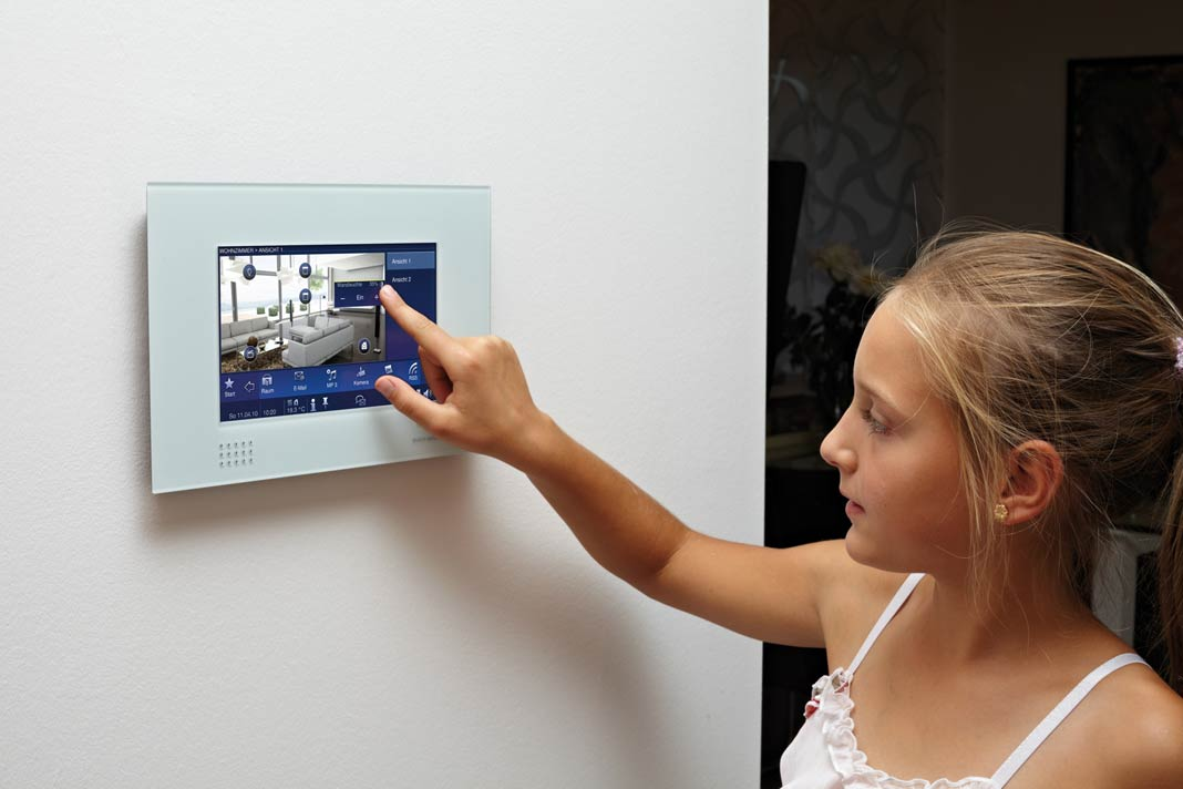 Konsequent auf die Zukunft ausgerichtete Technik, kinderleicht zu bedienen.