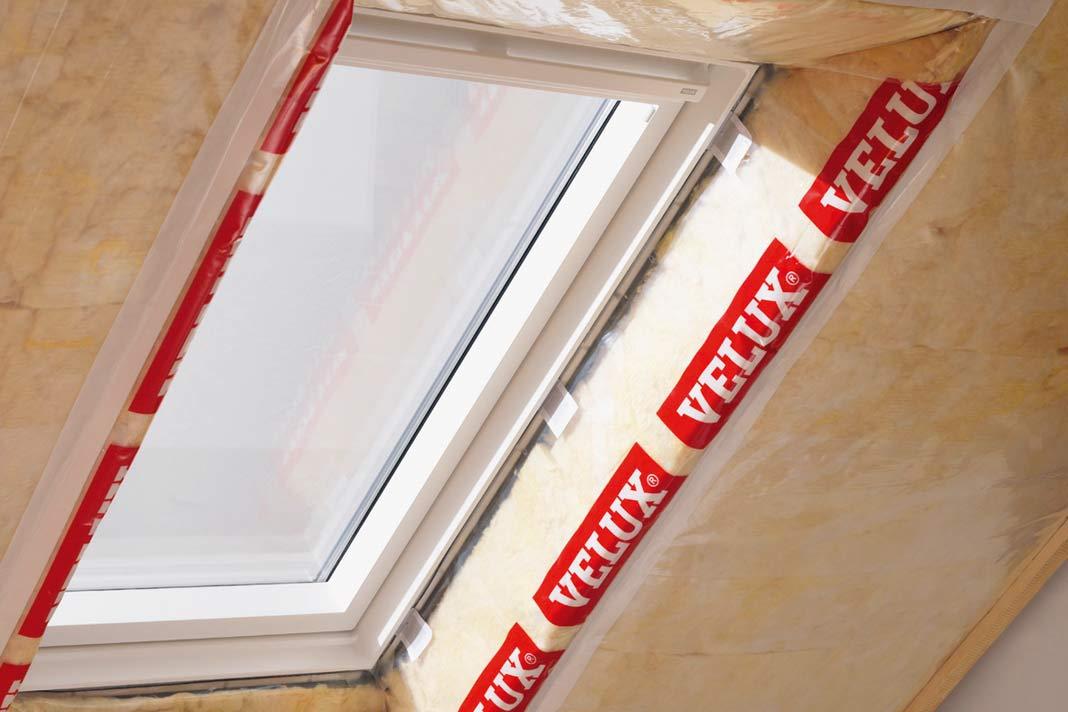 Bei Einbau von Fenstern kommt es auf Präzision an.