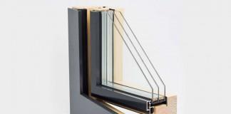 Auf die gestiegene Nachfrage nach Holz-Alu-Fenster reagiert Drutex mit dem Duoline-System.