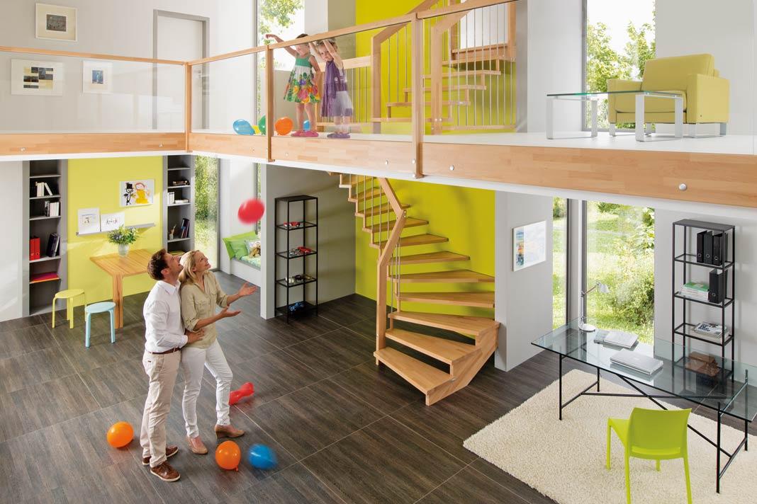 sicher und zugleich optisch berzeugen durch die treppenrenovierung livvi de. Black Bedroom Furniture Sets. Home Design Ideas