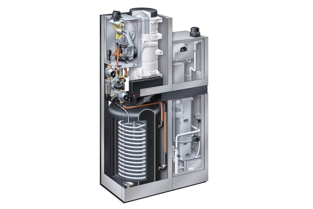 Brennstoffzellen-Heizgerät Vitovalor 300-P.