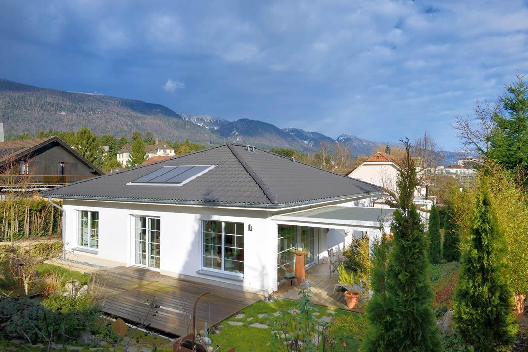 Bestseller bungalow bequemer geht es nicht livvi de for Piani casa bungalow con garage
