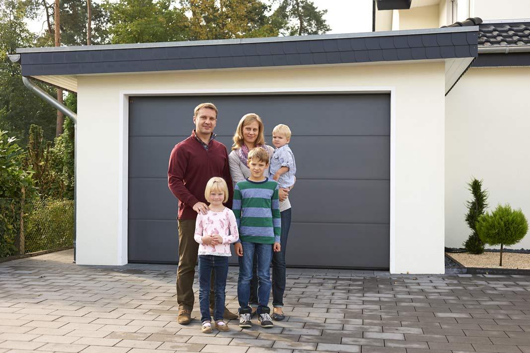 Familie Gerdt aus Oerlinghausen.