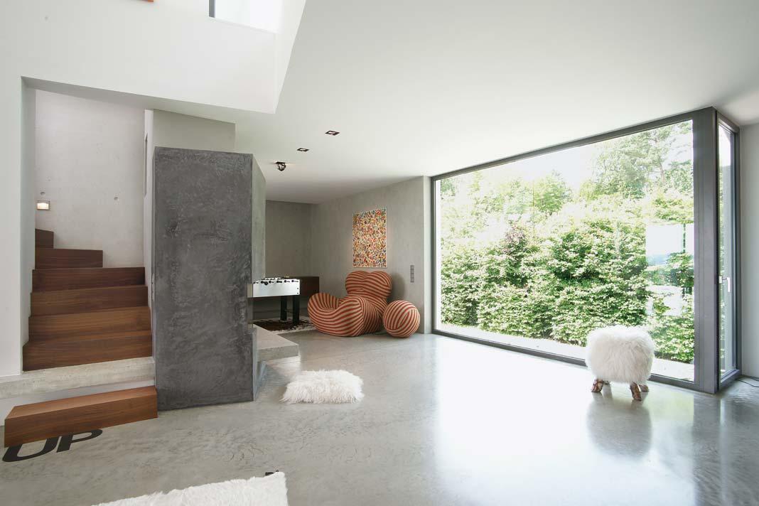 loft am starnberger see mit weitblick livvi de. Black Bedroom Furniture Sets. Home Design Ideas