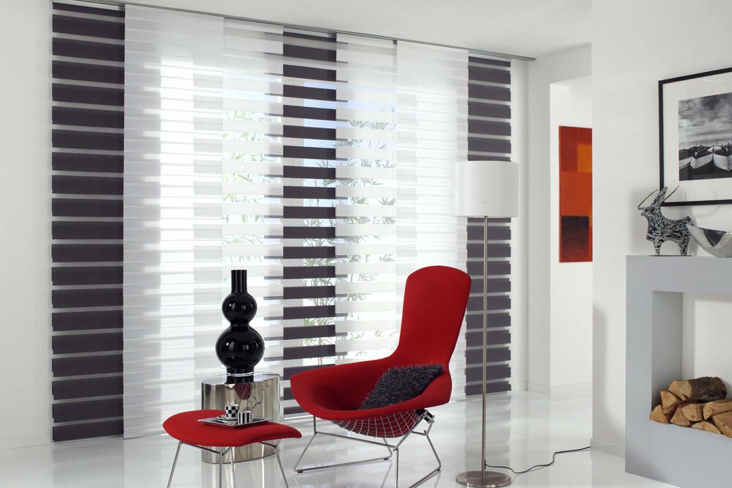 ein vorhang mit unendlich vielen m glichkeiten livvi de. Black Bedroom Furniture Sets. Home Design Ideas