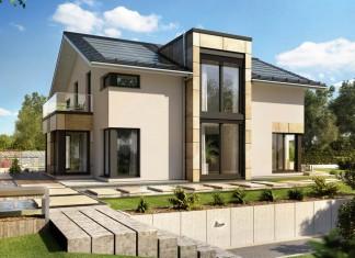 Ein Plusenergie-Haus baut man für sich – und für den Klimaschutz.