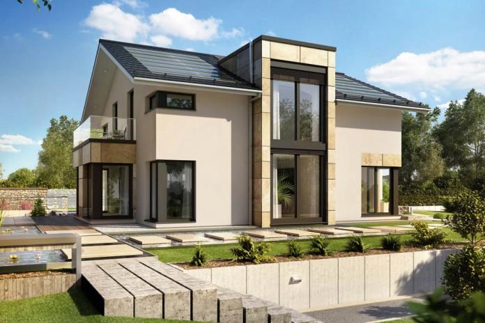 Plusenergie-Haus als Stromversorger. » LIVVI.DE