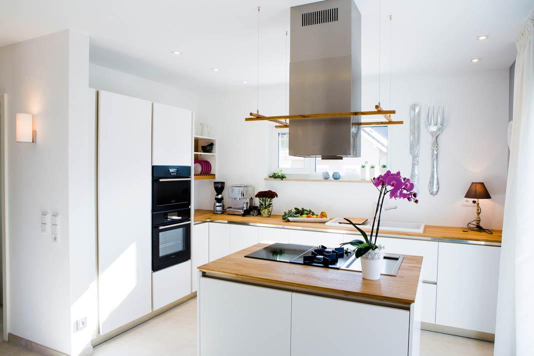 LED-Beleuchtung und sparsame Hausgeräten