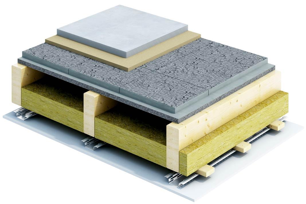 Ein hoher Schallschutz ist eine der wichtigsten Anforderungen beim Hausbau.