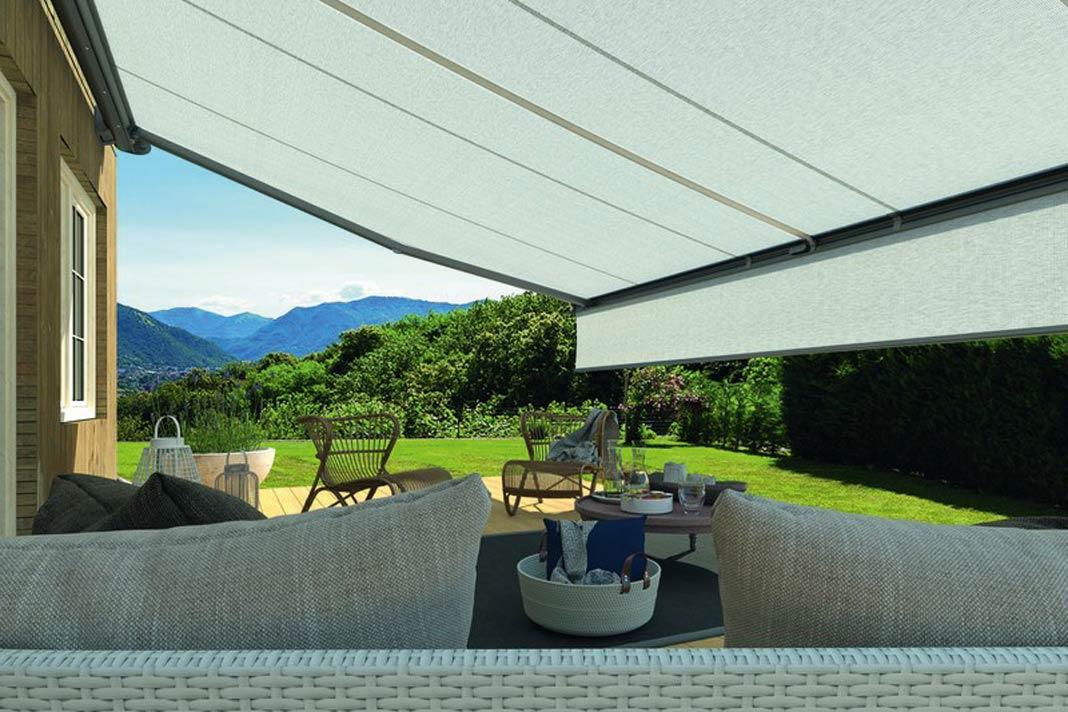 Moderne Markisen Als Blickfang Und Sonnenschutz Zugleich