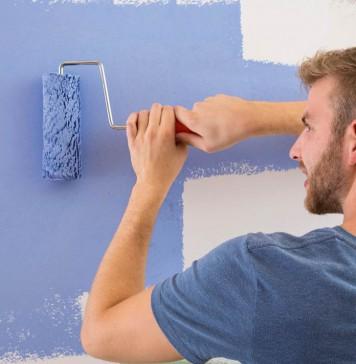 Gibt es im frischbezogenen Eigenheim Probleme mit der Wohngesundheit, sind oft die Wandbeschichtungen Quelle des Übels. Dabei findet man längst alternative Wandanstriche.