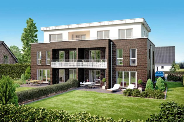 Bei Viebrock rät man den Bauherren, die Mietwohnungen so auszustatten, als wolle man selbst einziehen.
