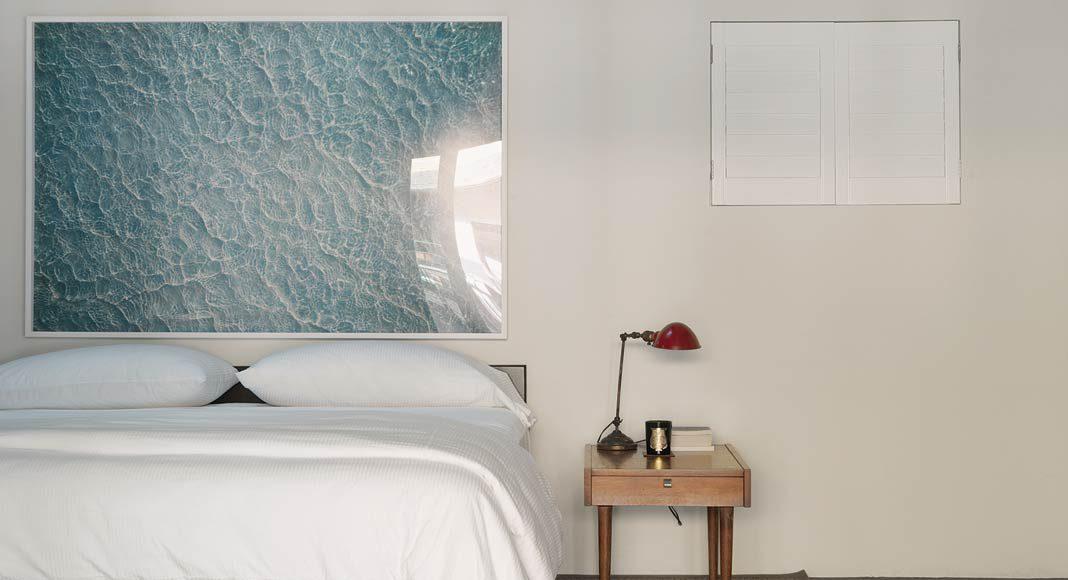 Auch für das Wohl der Gäste ist hier mit komfortablen Räumen gesorgt.