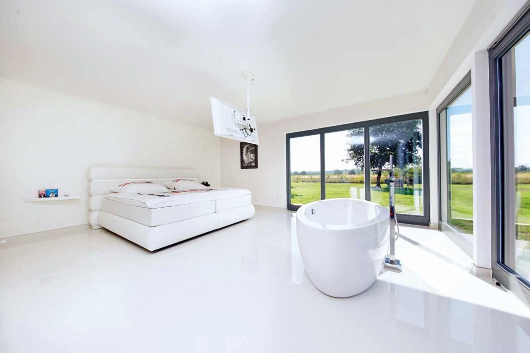 luxuri ser bungalow mit individuellem konzept livvi de. Black Bedroom Furniture Sets. Home Design Ideas