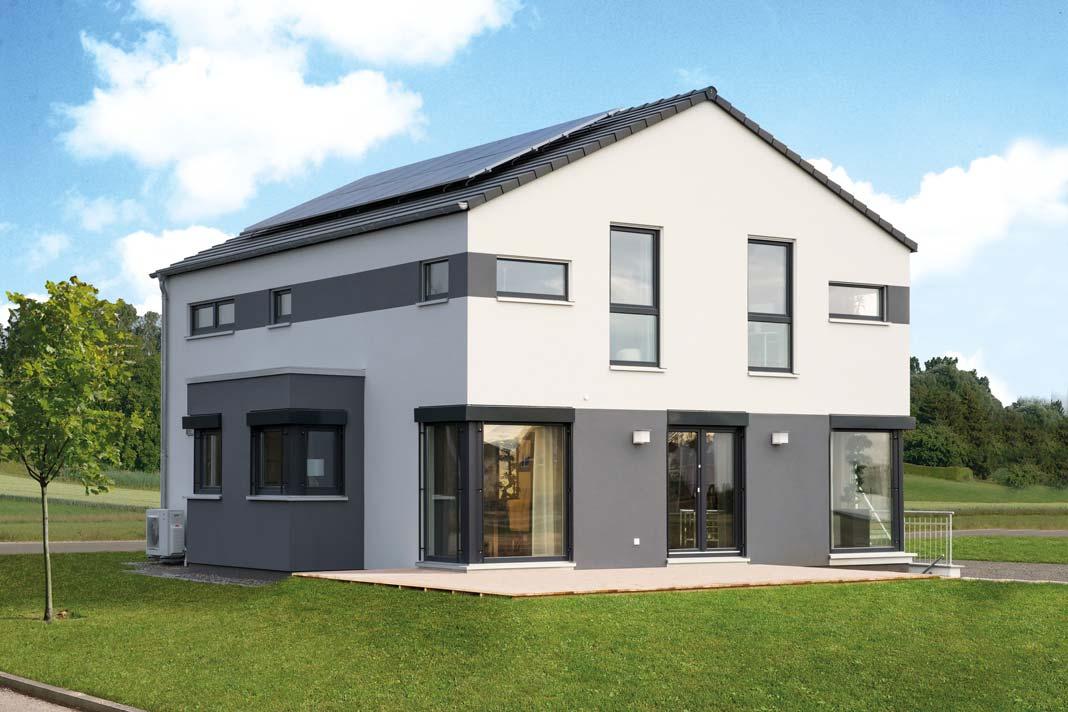 Das neueste Musterhaus wurde kürzlich in Werder bei Berlin eröffnet.