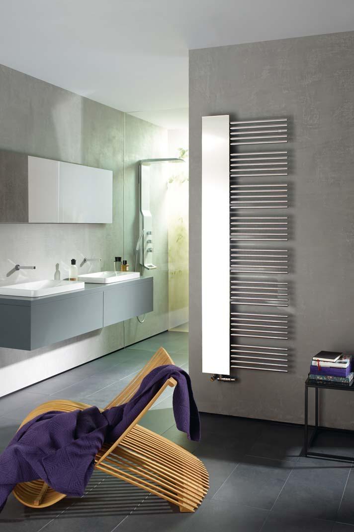 der moderne badheizk rper als kunstwerk im badezimmer livvi de. Black Bedroom Furniture Sets. Home Design Ideas