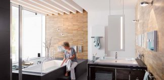 Individuell sollte das Bad werden, auf sie zugeschnitten und mit intelligenten Ideen.