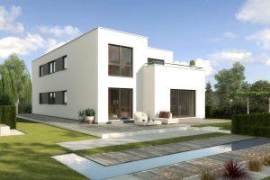 Mehrfamilienhaus mit ansprechender Architektur, werthaltiger Bausubstanz, funktionalem Grundriss, guter Ausstattung und Energieeffizienz steht für gute Vereinbarkeit. Foto: GUSSEK HAUS