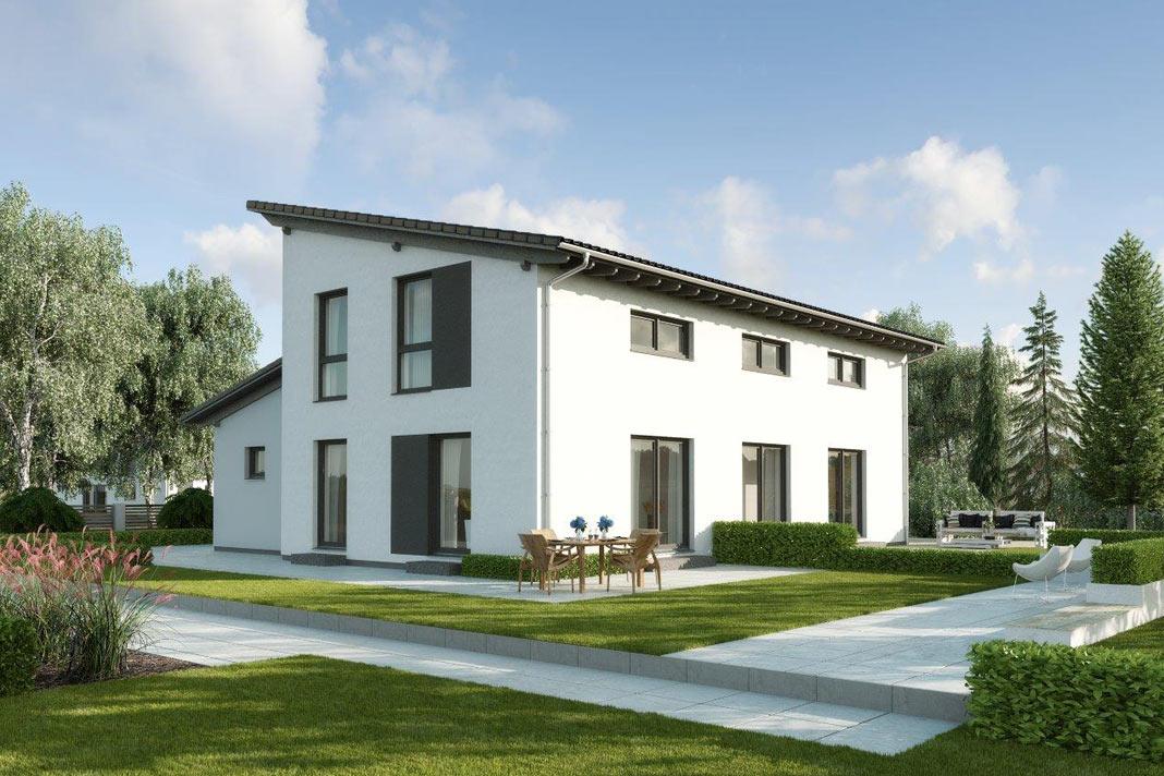 Mehrfamilienhaus bringt sichere rendite livvi de for Fertighaus mit einliegerwohnung