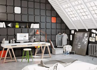 Gemeinsam mit zwei international renommierten Designern entwickelte nmc das neue Produkt Arstyl Wall Panels – sechs dreidimensionale Wandpaneele.