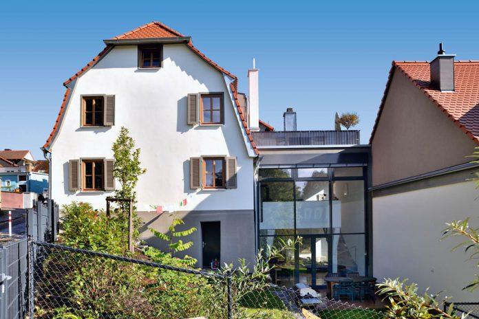 Regelmäßig gibt es Komplimente, vor allem für den dezent modernisierten Barockbau.