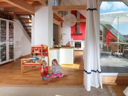 Eine Möglichkeit, neuen Wohnraum zu gewinnen, ist der Dachgeschossausbau.