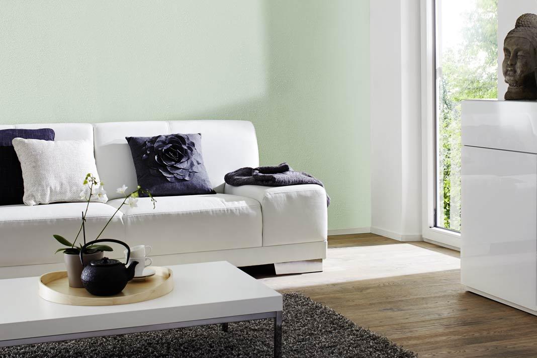 Richtig eingesetzt: Dekorputz für schöne Wände. » LIVVI.DE