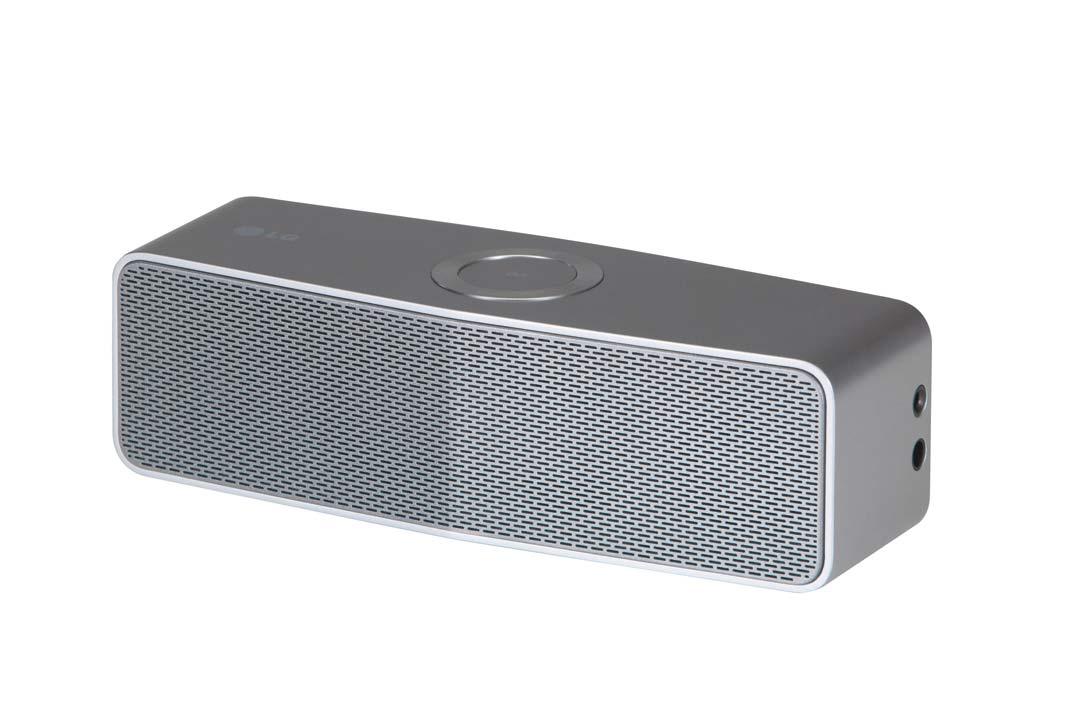 Dieser Lautsprecher empfängt im Bluetooth- Standard übertragene Musiksignale.