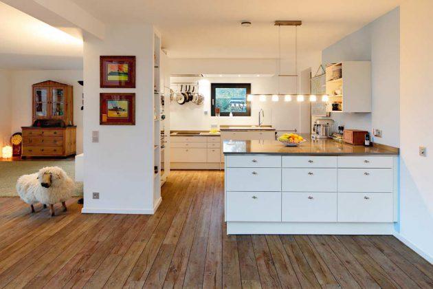 Die floors@home-Kollektion wird in drei Nutzschichtstärken angeboten.