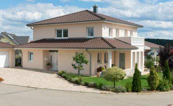 Landhaus im Toskana-Stil.