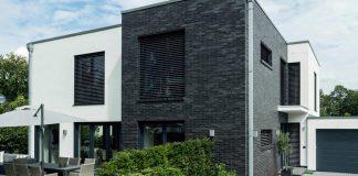 Bauhausstil Einfamilienhaus