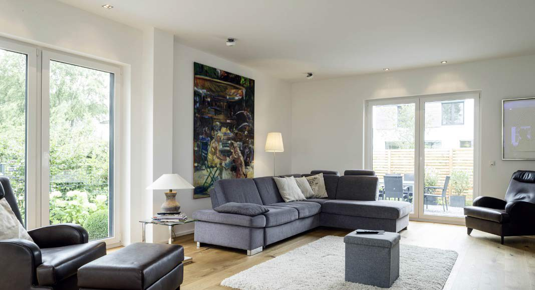 der bauhausstil f rs einfamilienhaus livvi de. Black Bedroom Furniture Sets. Home Design Ideas
