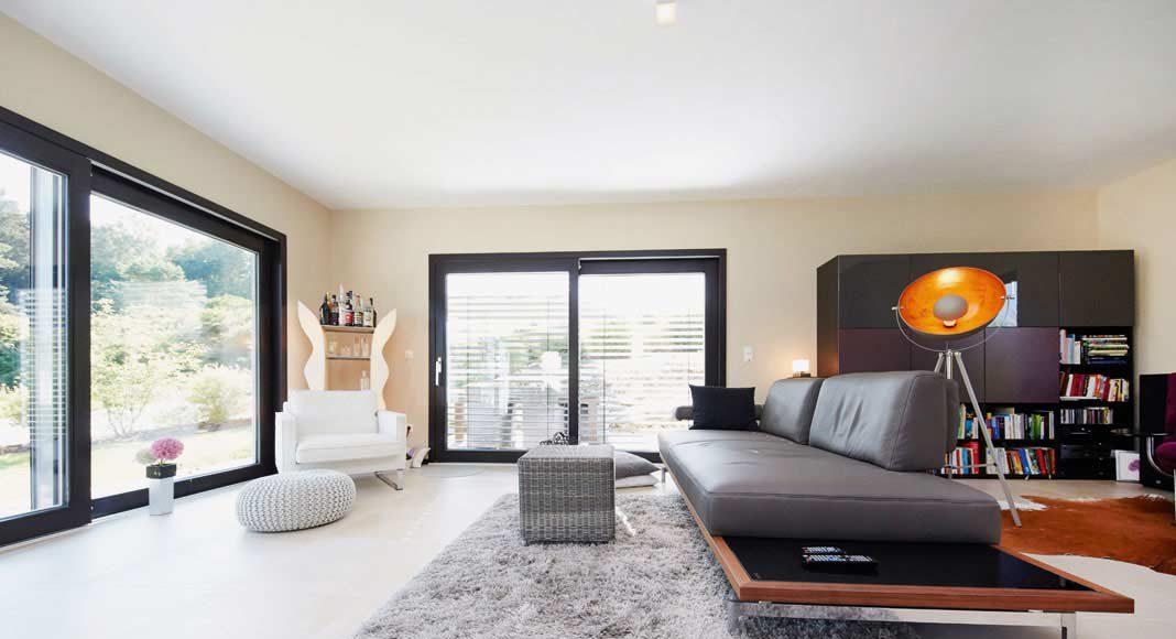 Bauherren können dann wahlweise auf Basis der Modellentwürfe ihr Eigenheim planen.