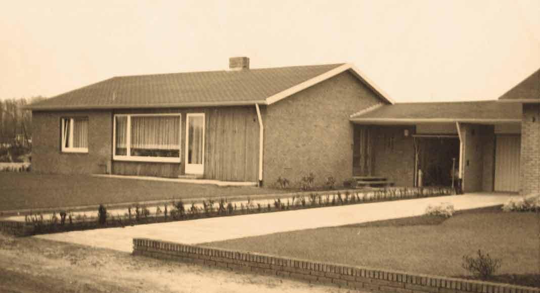 Siedlungshaus.