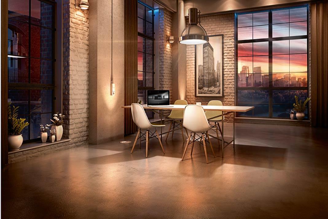 dimmer schaffen einfach sch nes licht livvi de. Black Bedroom Furniture Sets. Home Design Ideas