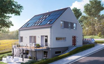 Mit dem Bau-Blogger den Hausbau Schritt für Schritt miterleben. Foto: Schwörer Healthy Home Projekt