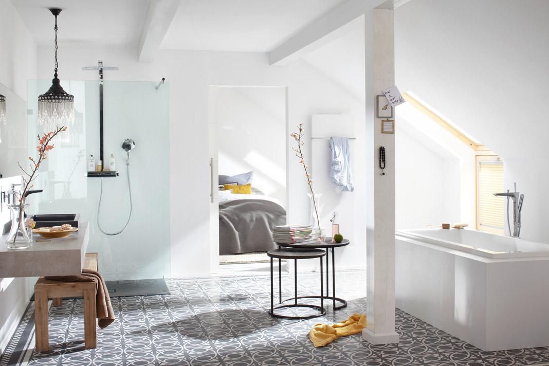 Orientalisches Bad die schönsten ideen fürs bad im dachgeschoss livvi de